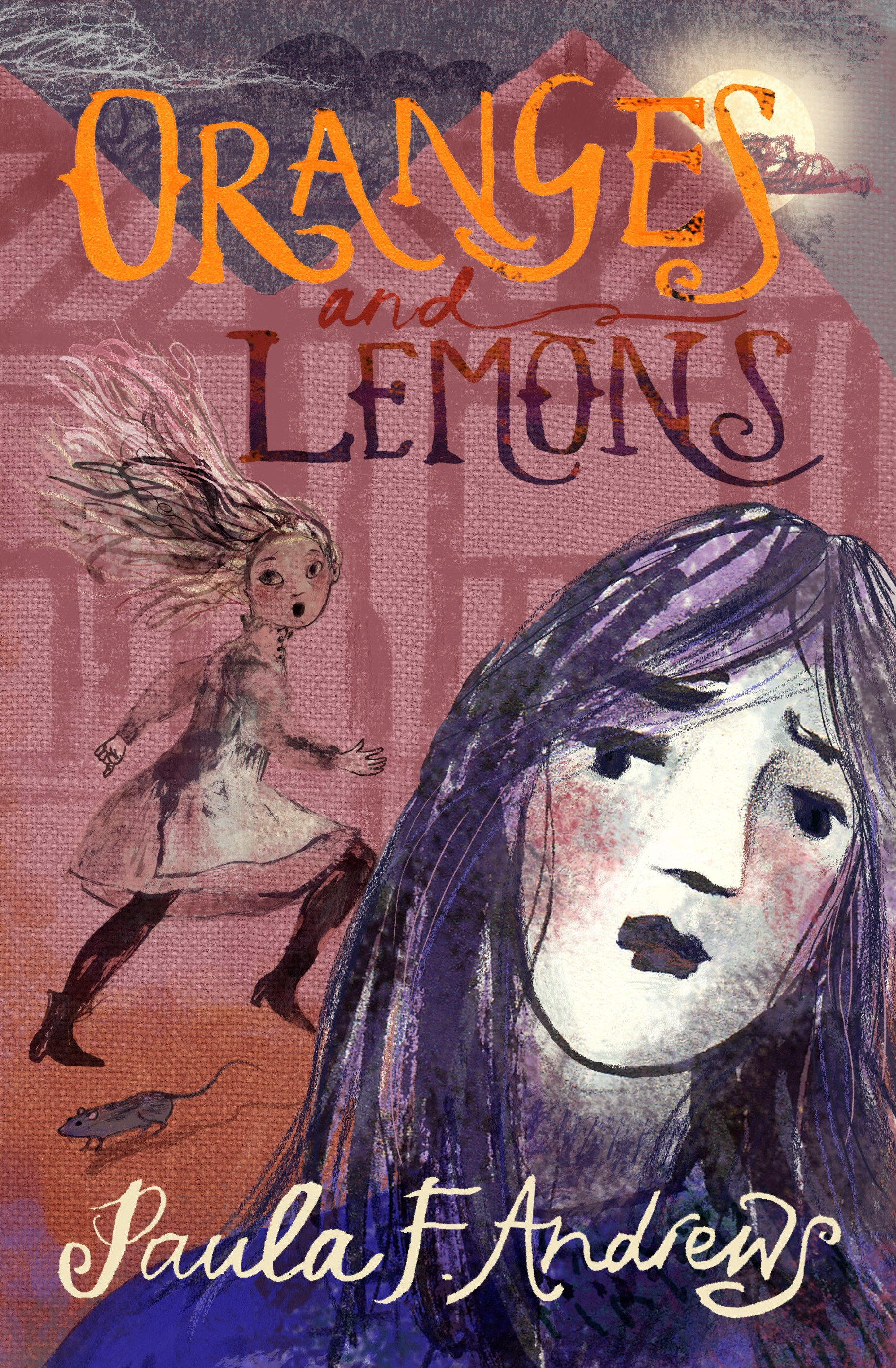 Oranges and Lemons Front Cover