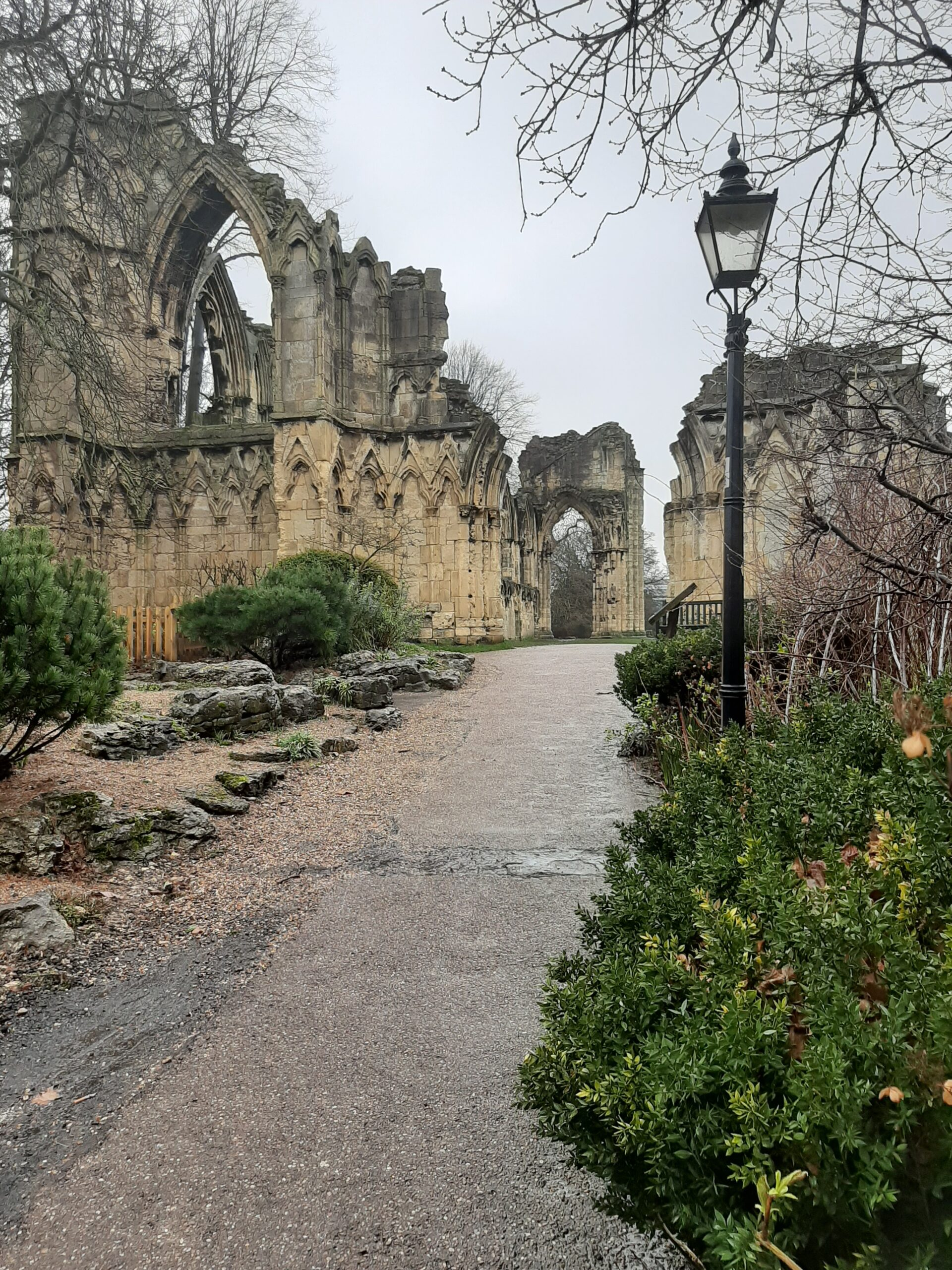 St Mary's Abbey, York Museum Gardens
